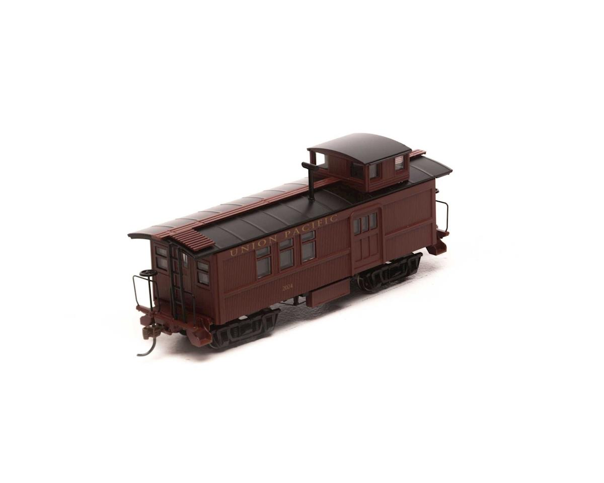 Roundhouse HO Drover's Caboose, UP #2024