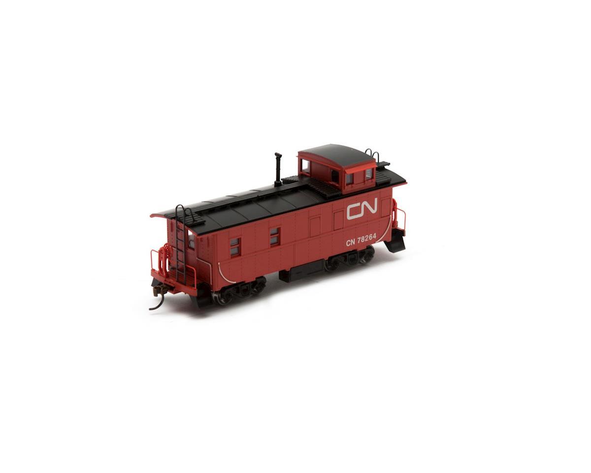 Roundhouse HO Cupola Caboose, CN #78264