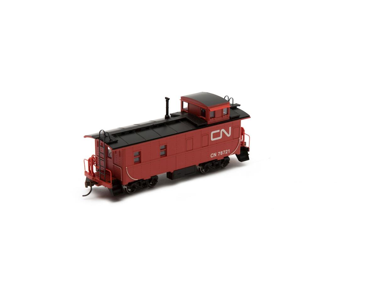 Roundhouse HO Cupola Caboose, CN #78271