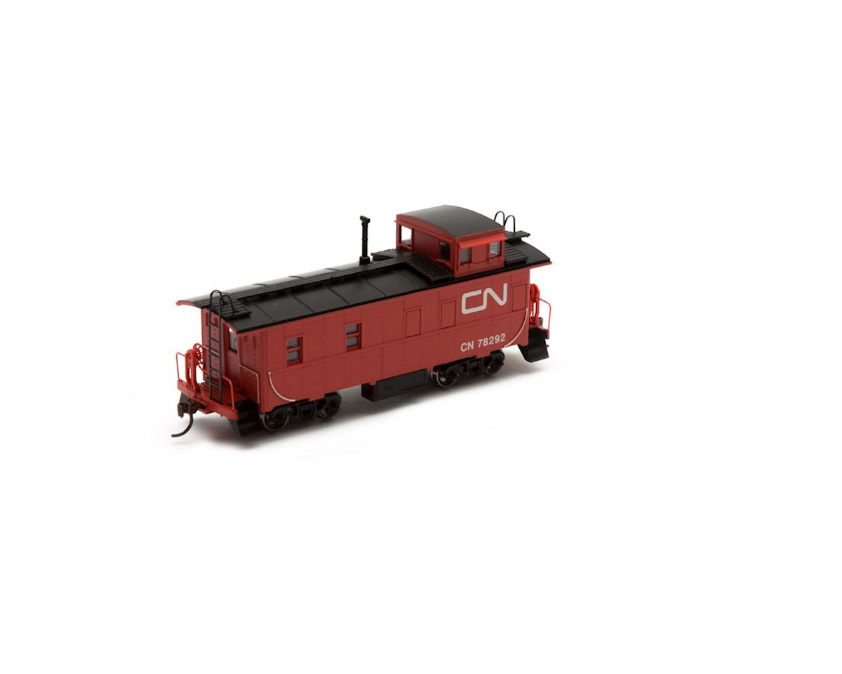 Roundhouse HO Cupola Caboose, CN #78292