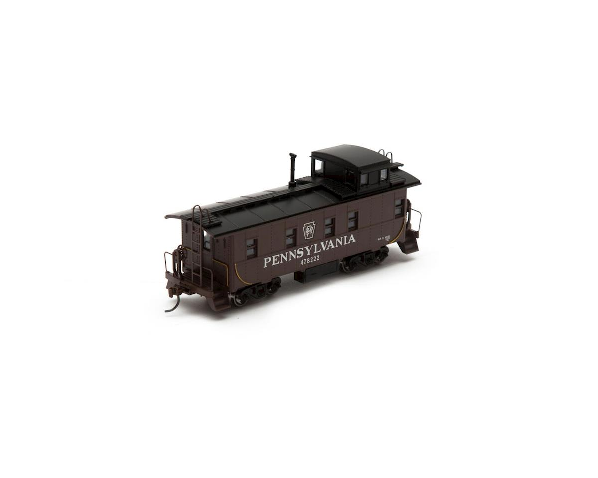 Roundhouse HO Cupola Caboose, PRR #478222