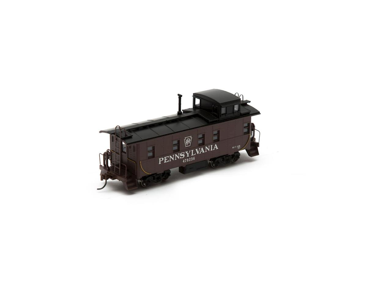 Roundhouse HO Cupola Caboose, PRR #478236