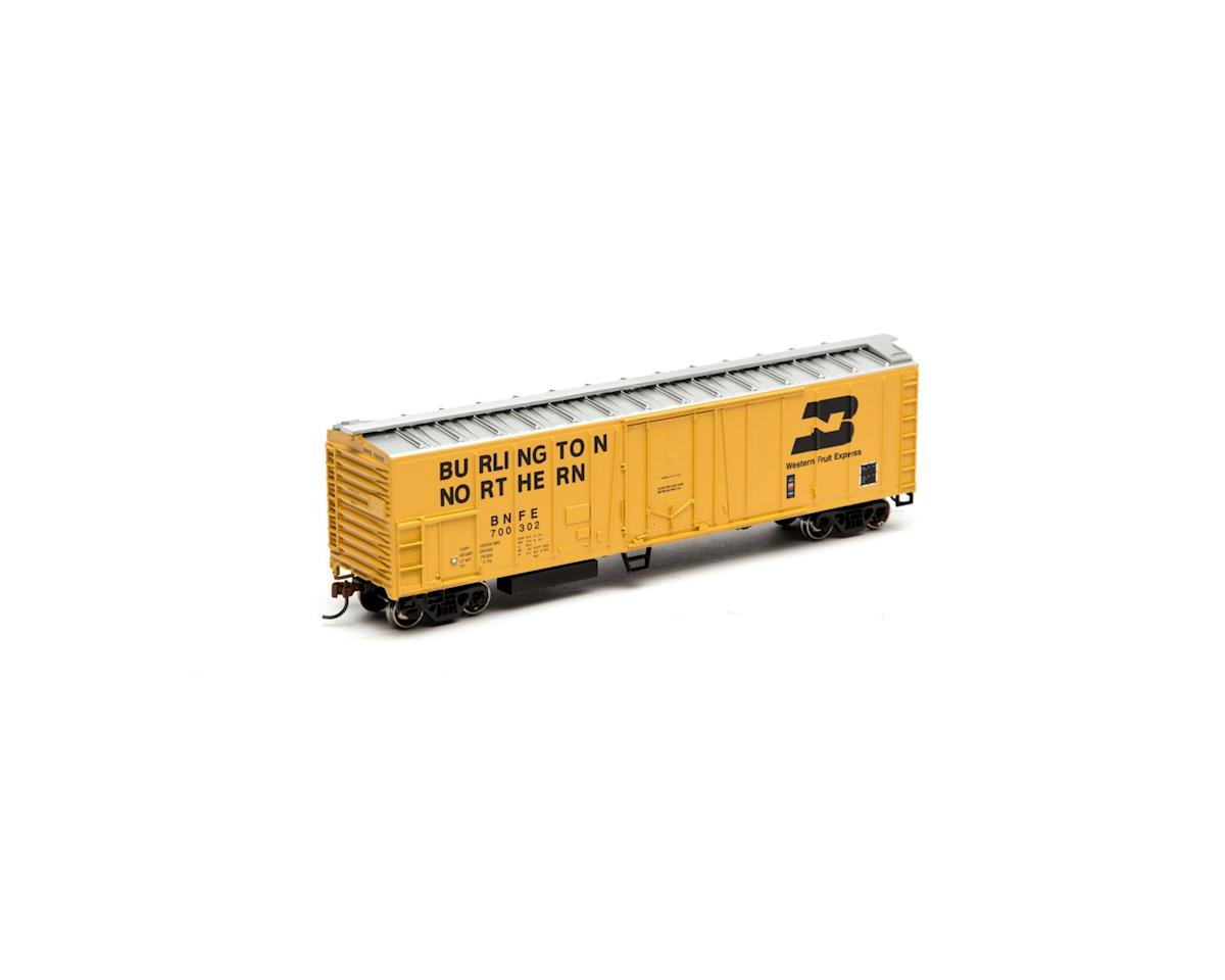 HO 50' Ex Post Mechanical Reefer, BN #700302