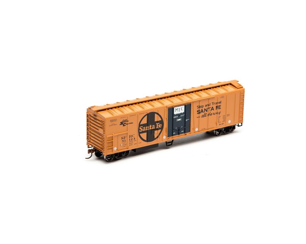 HO 50' Ex Post Mechanical Reefer, SF #51124