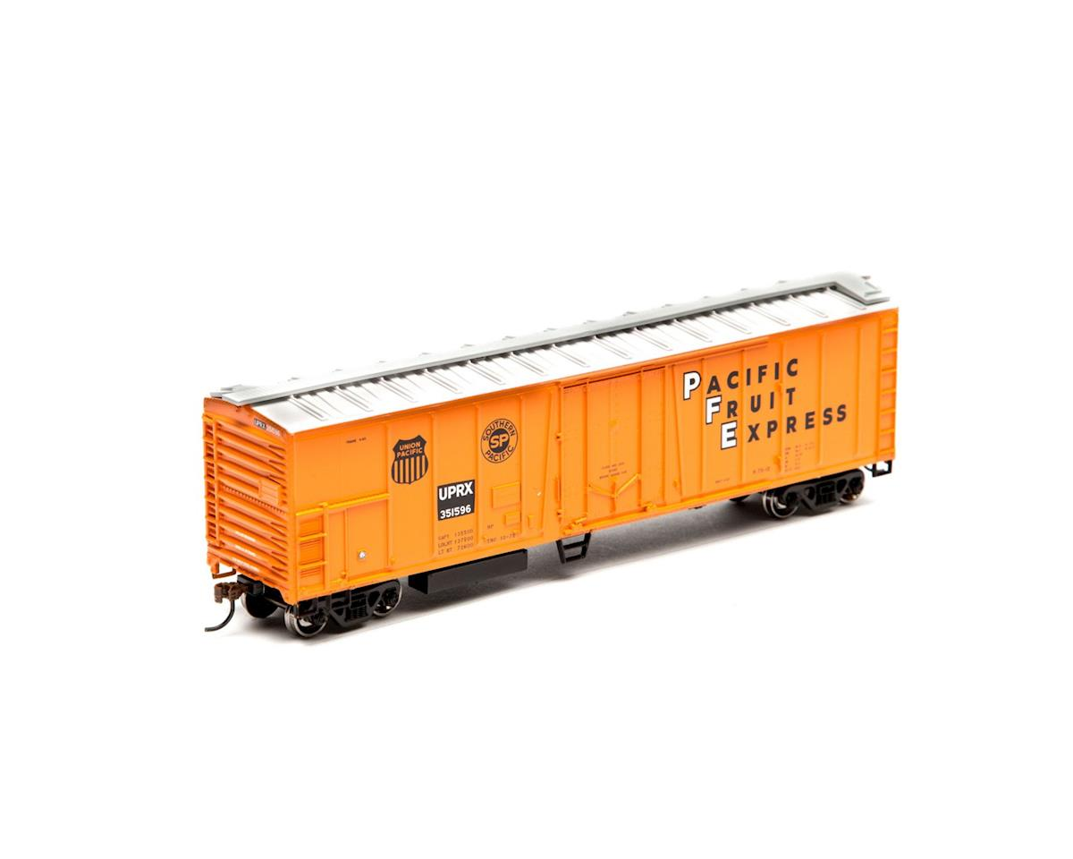HO 50' Ex Post Mechanical Reefer, UP #351596