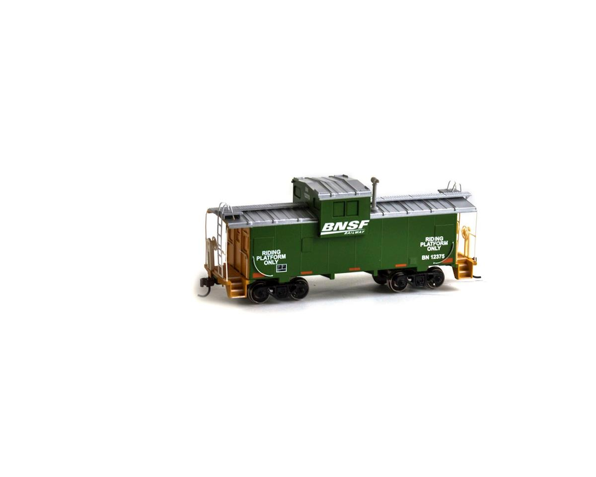 Roundhouse HO Wide Vision Caboose, BNSF #12375
