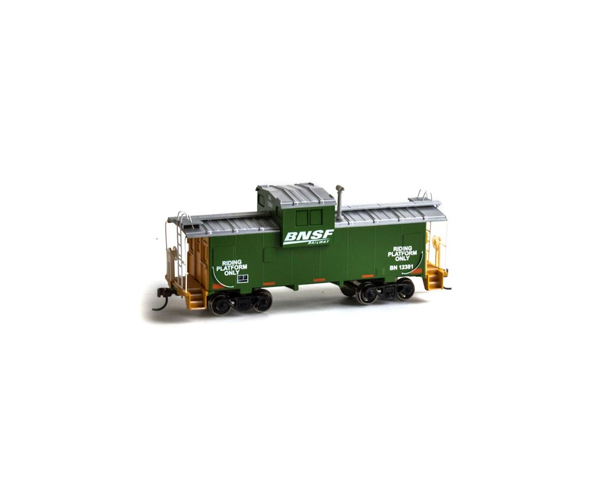 Roundhouse HO Wide Vision Caboose, BNSF #12381