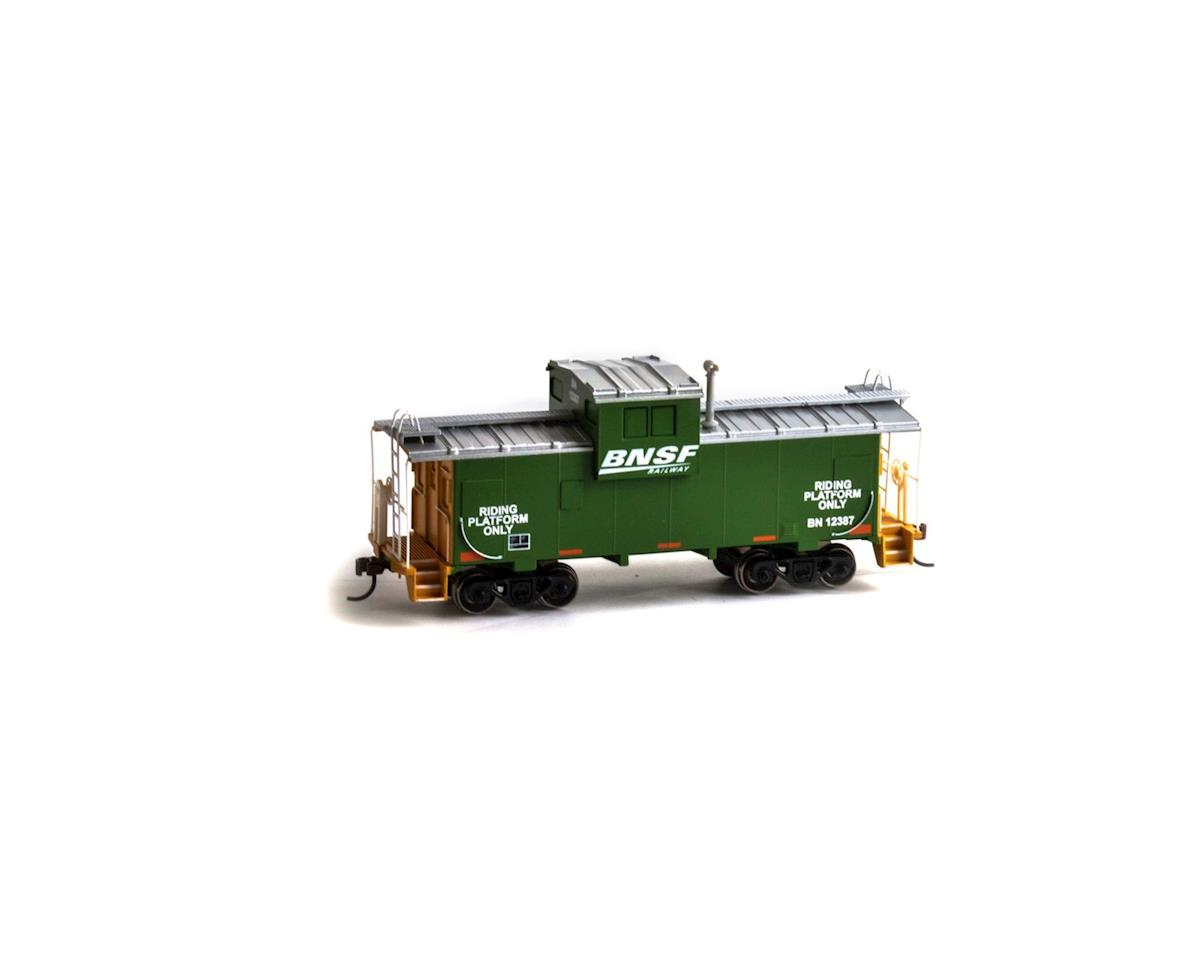 Roundhouse HO Wide Vision Caboose, BNSF #12387