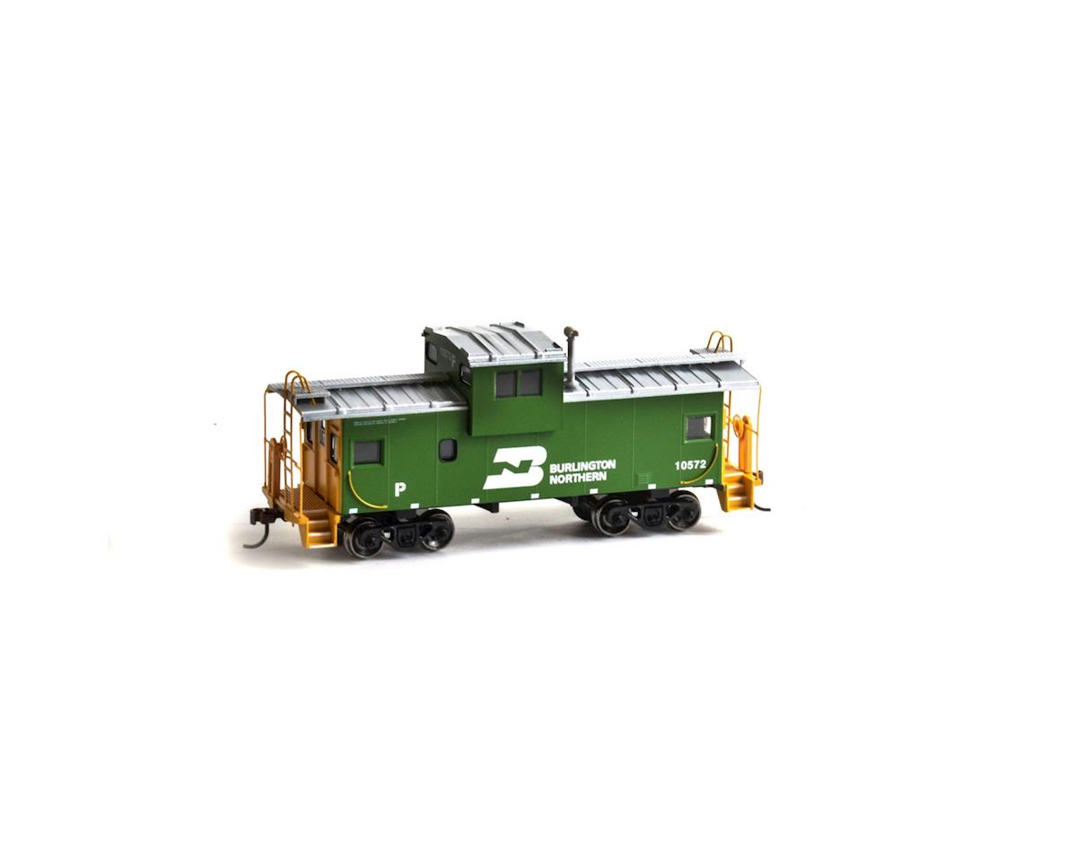 Roundhouse HO Wide Vision Caboose, BN #10572