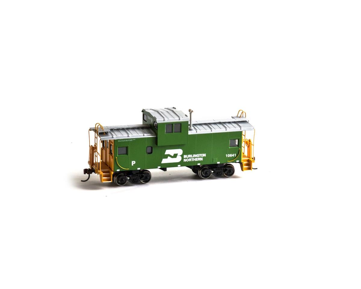 Roundhouse HO Wide Vision Caboose, BN #10641
