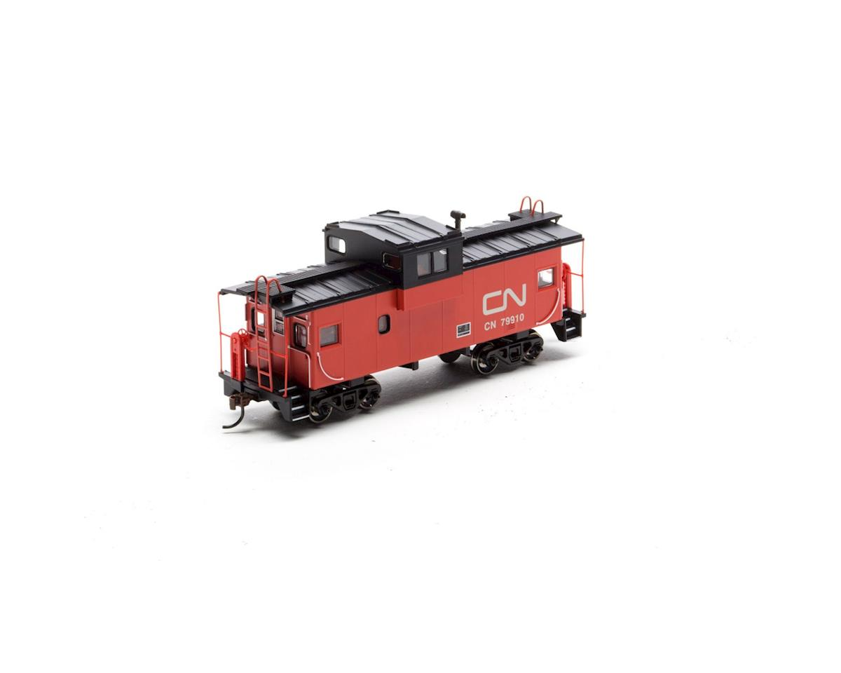 Roundhouse HO Wide Vision Caboose, CN #79910