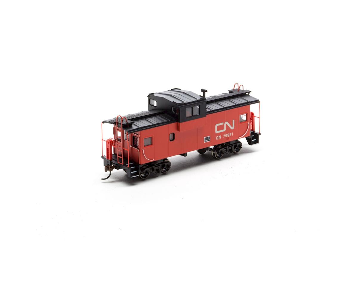 Roundhouse HO Wide Vision Caboose, CN #79921