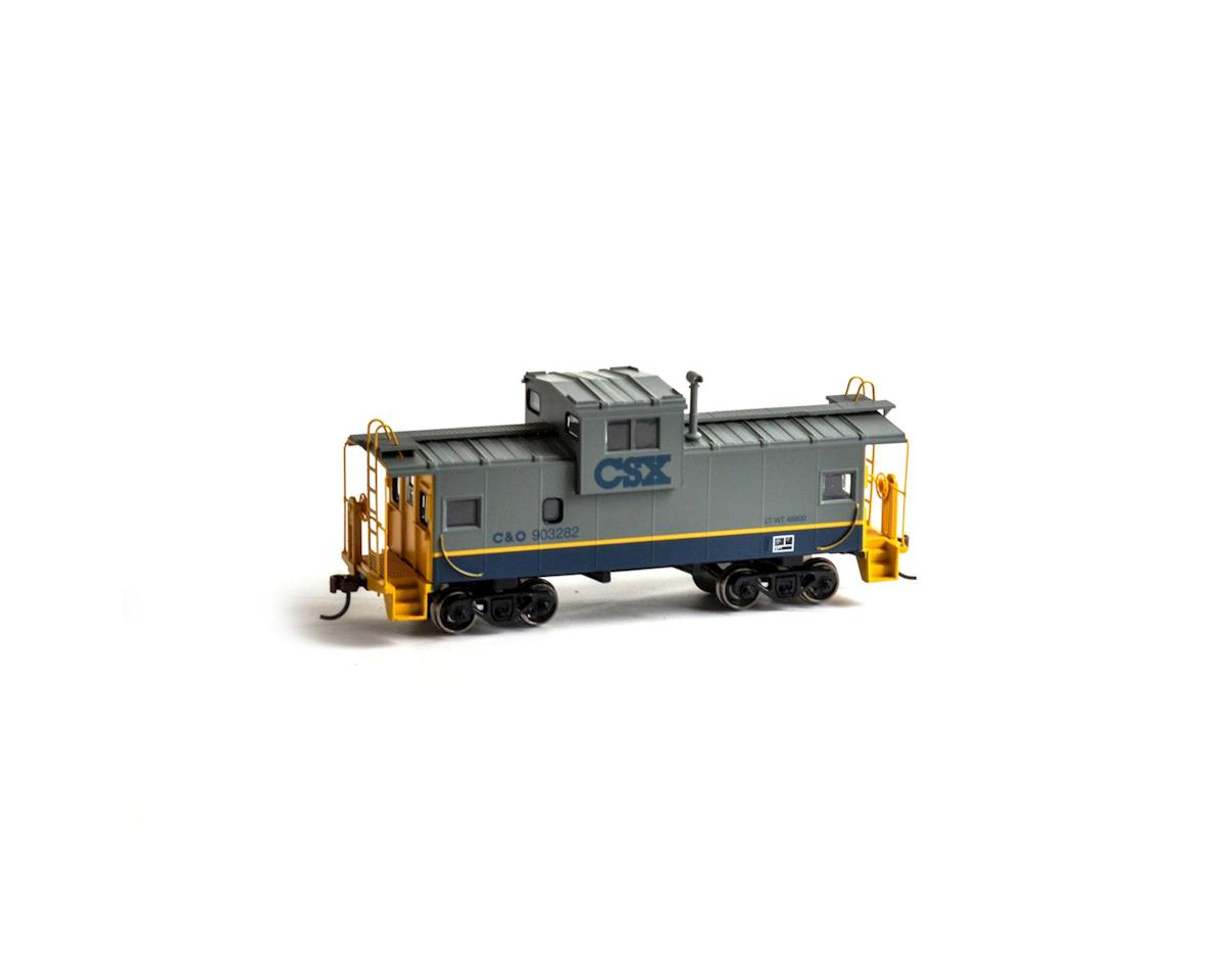 Roundhouse HO Wide Vision Caboose, CSX #903282