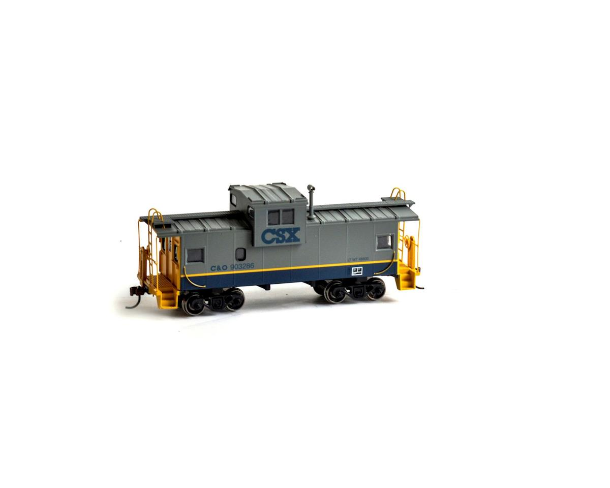 Roundhouse HO Wide Vision Caboose, CSX #903286