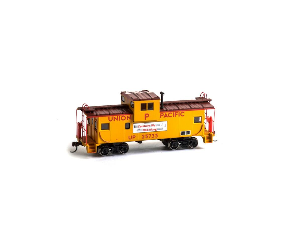 Roundhouse HO Wide Vision Caboose, UP #25733