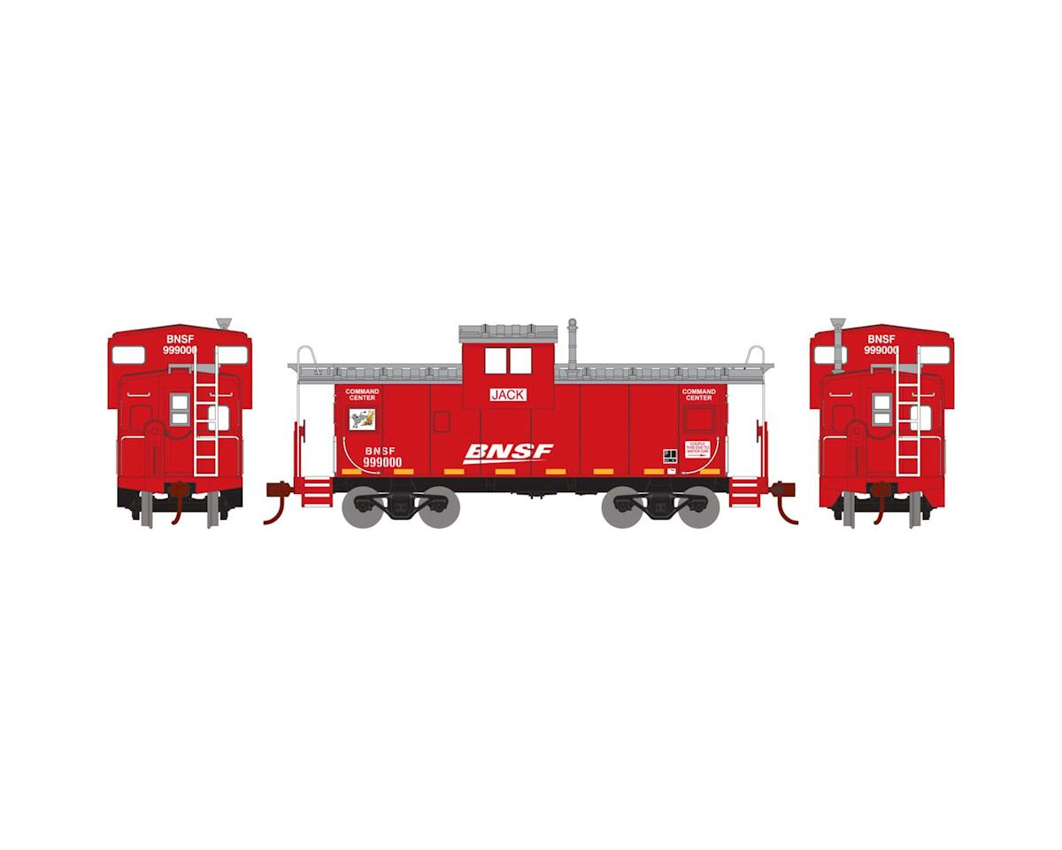 Roundhouse HO Wide Vision Caboose, BNSF #999000