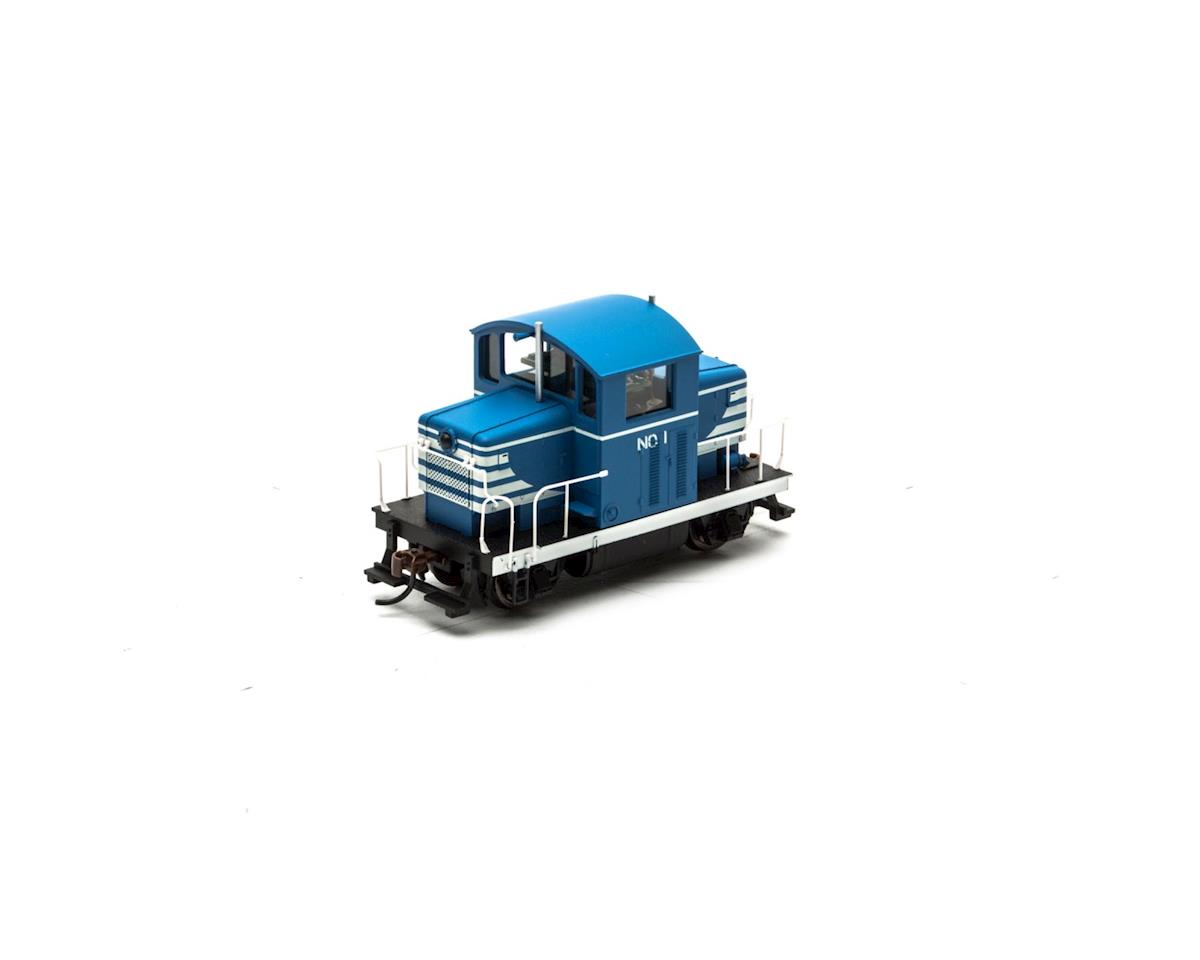 HO EMD Model 40, Blue #1