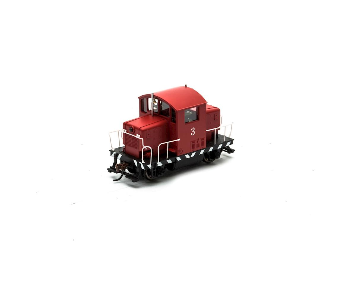 Roundhouse HO EMD Model 40, Red #3