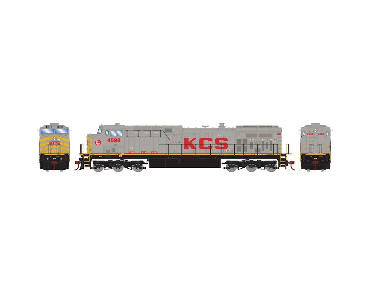 HO AC4400CW, KCS/Grey #4598