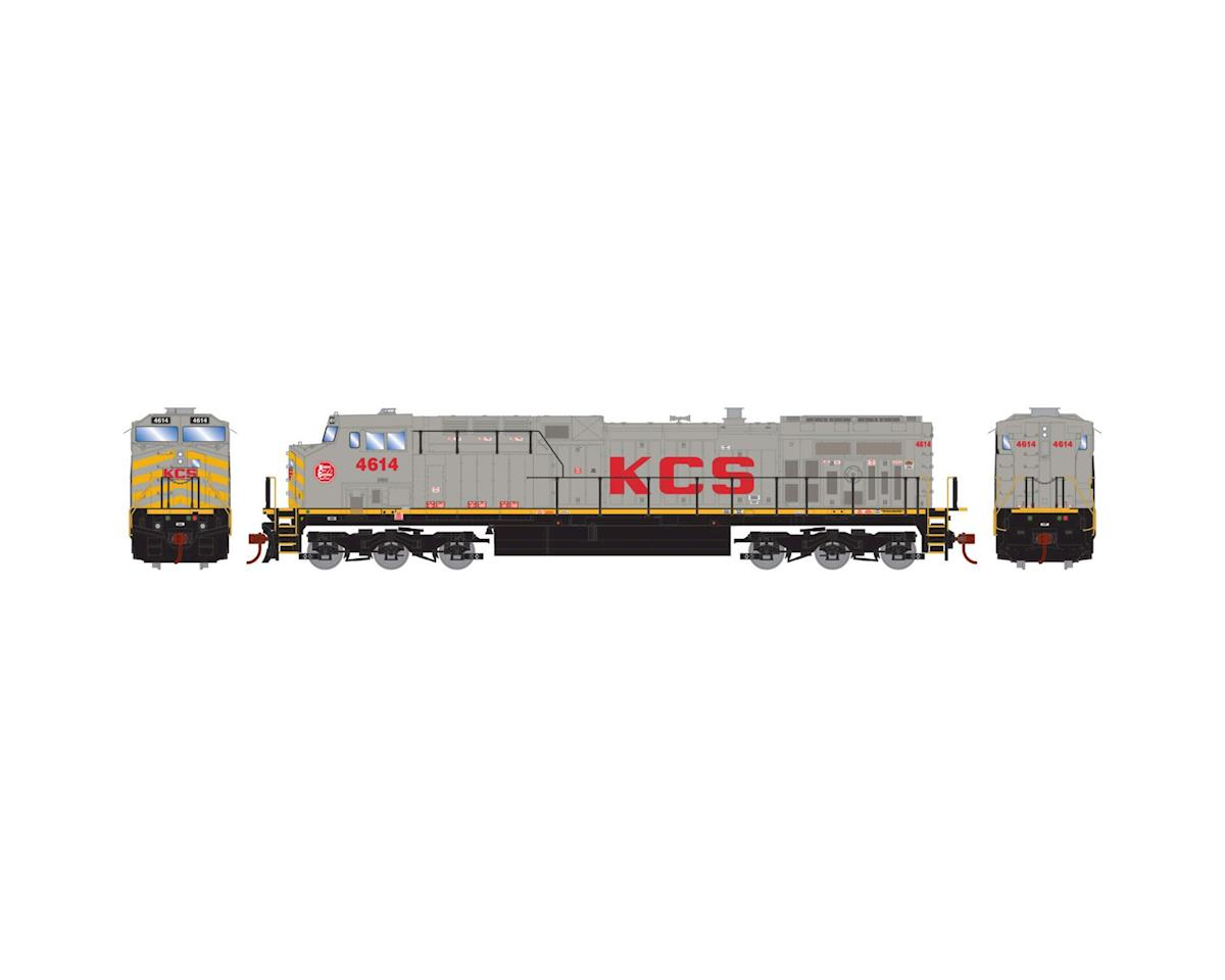 HO AC4400CW, KCS/Grey #4614 by Roundhouse