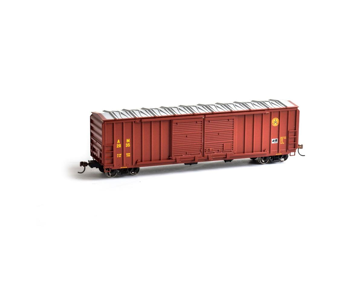 Roundhouse HO 50' FMC 5283 Double Door Box, A&M #2035
