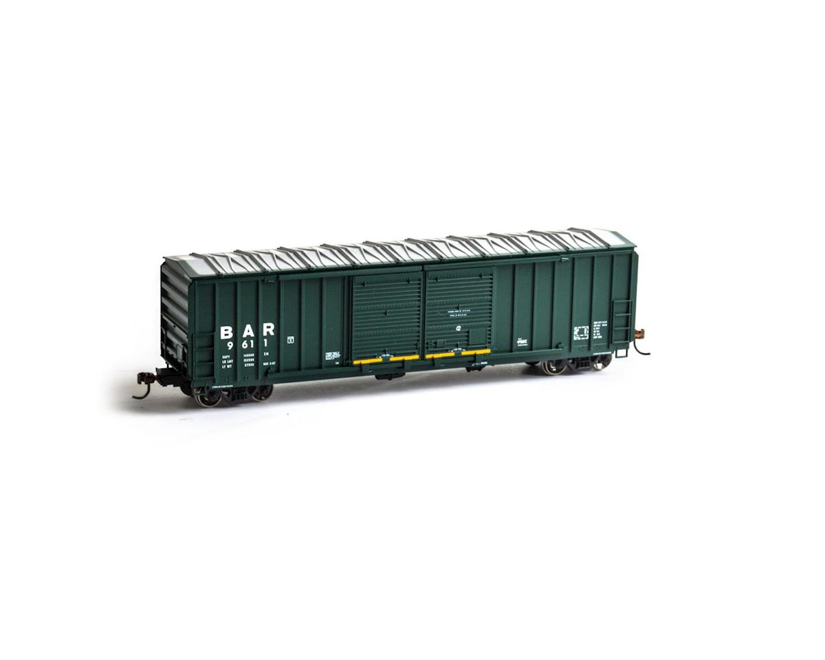 Roundhouse HO 50' FMC 5283 Double Door Box, BAR #9611