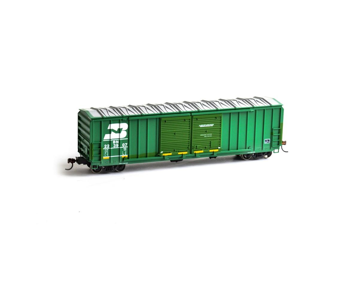 Roundhouse HO 50' FMC 5283 Double Door Box, BN #223907