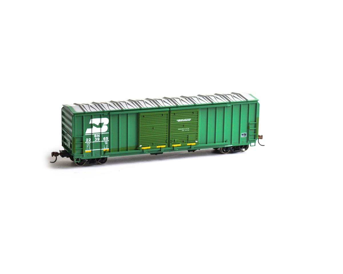 Roundhouse HO 50' FMC 5283 Double Door Box, BN #223965
