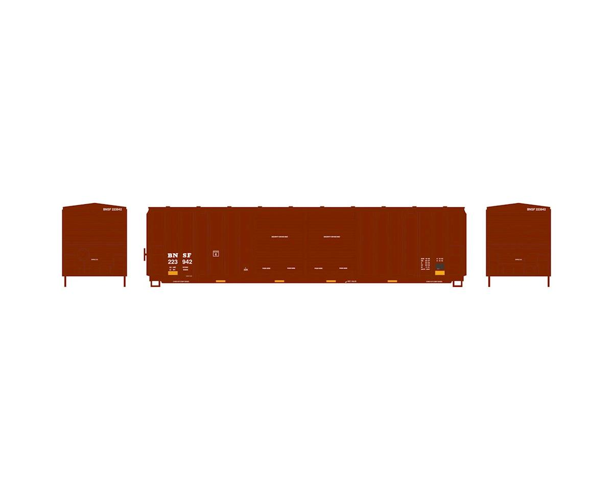 Roundhouse HO 50' FMC 5283 Double Door Box, BNSF #223942