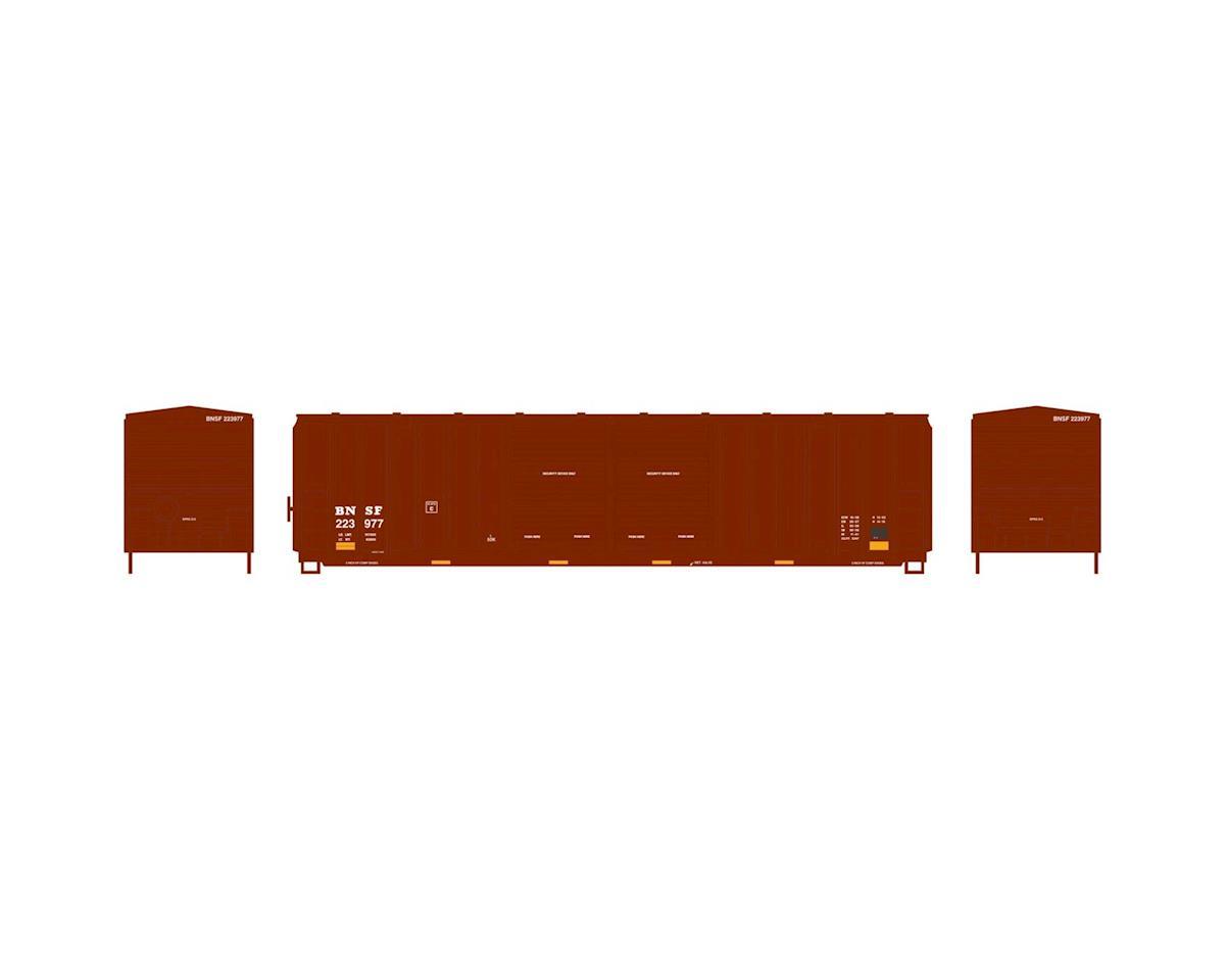 Roundhouse HO 50' FMC 5283 Double Door Box, BNSF #223977