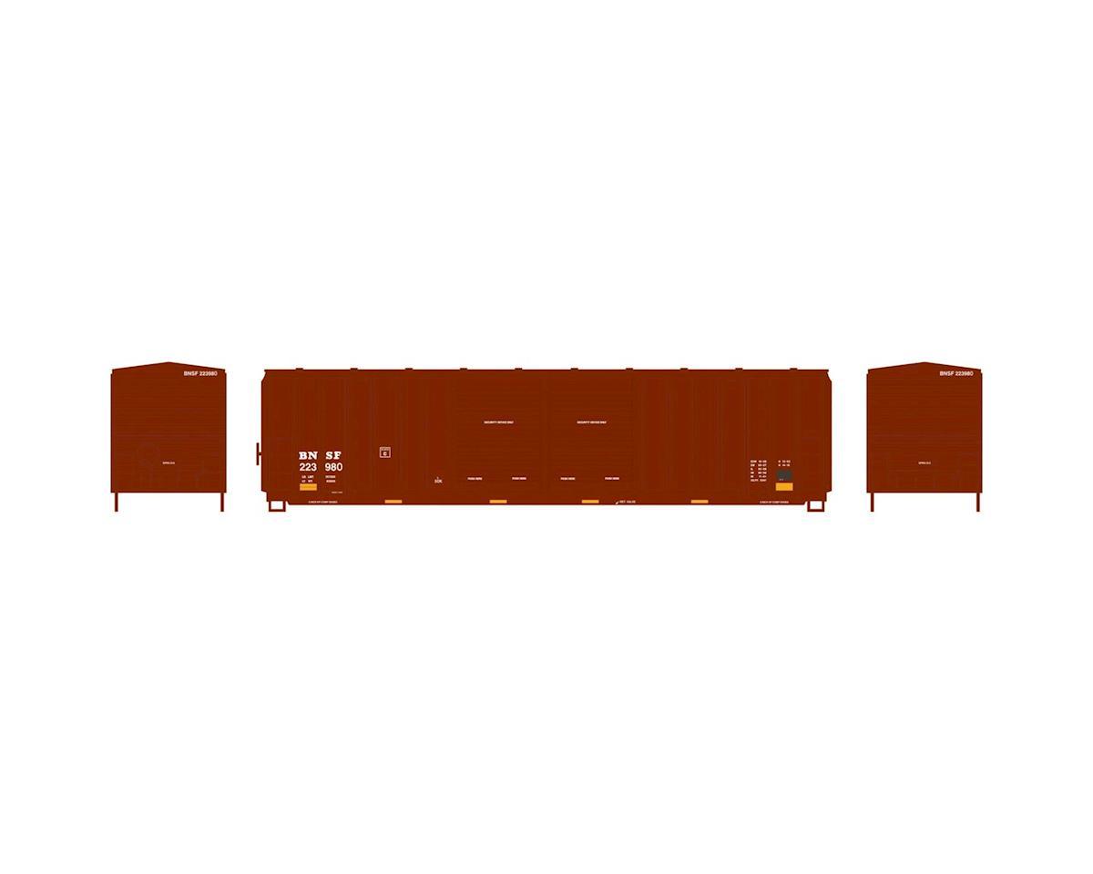 Roundhouse HO 50' FMC 5283 Double Door Box, BNSF #223980