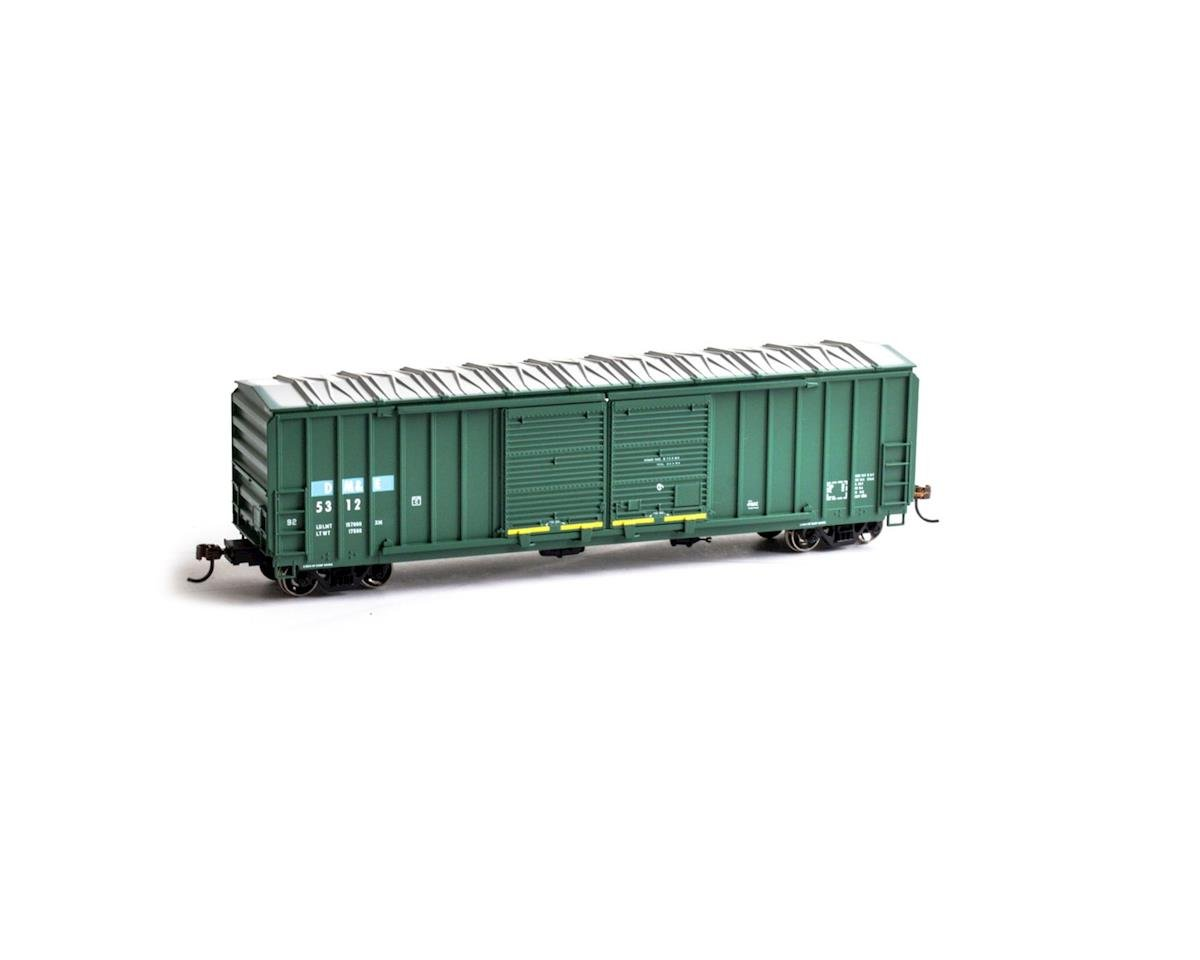 Roundhouse HO 50' FMC 5283 Double Door Box, DM&E #5312