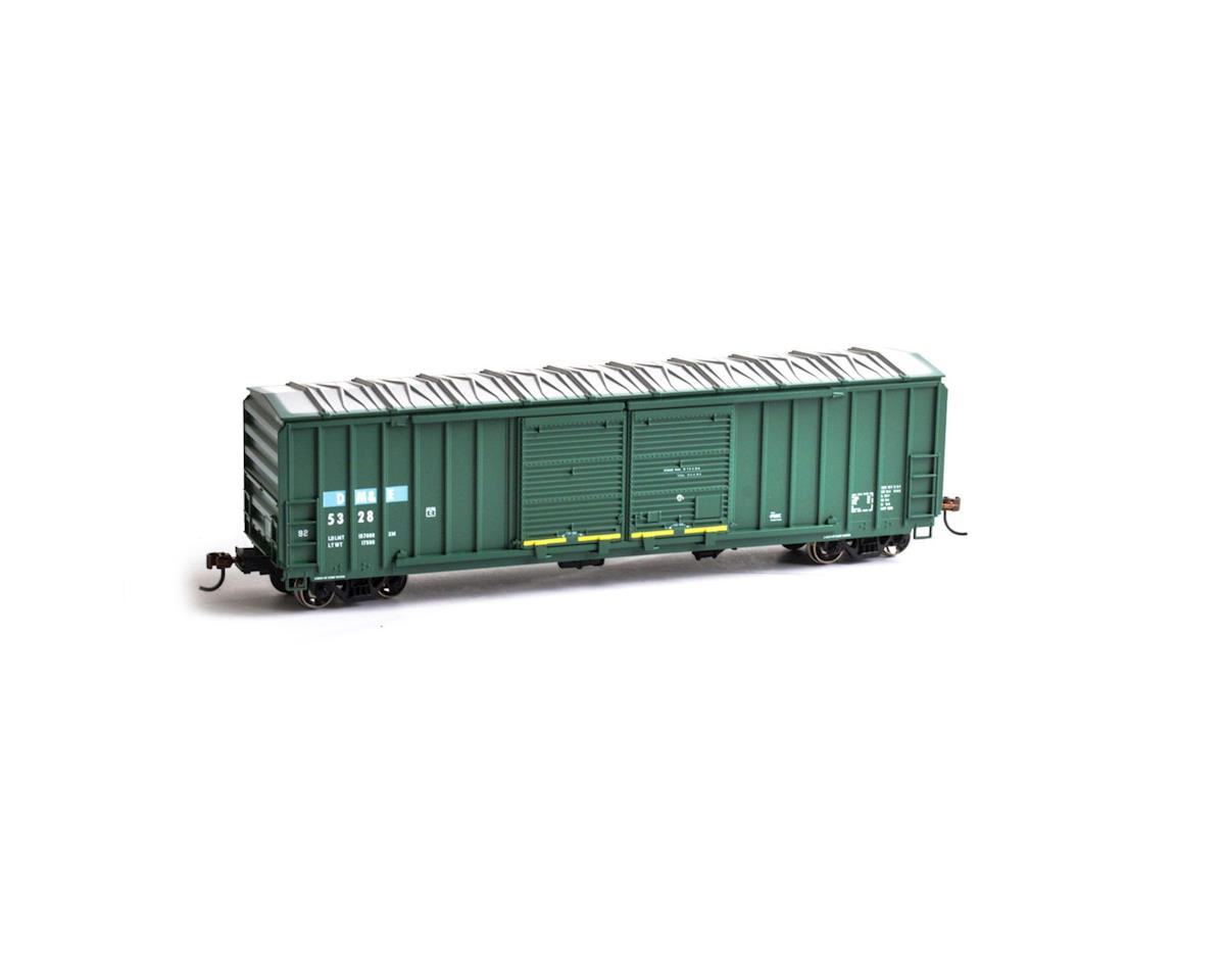 Roundhouse HO 50' FMC 5283 Double Door Box, DM&E #5328