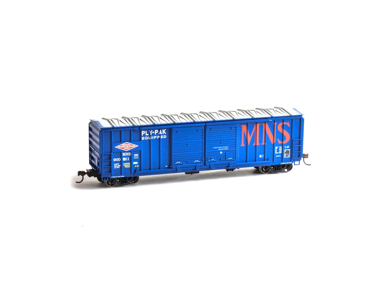 Roundhouse HO 50' FMC 5283 Double Door Box, MNS #900011