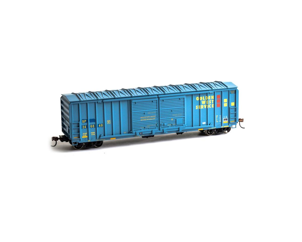 Roundhouse HO 50' FMC 5283 Double Door Box, SP/Ex-GWS #240840