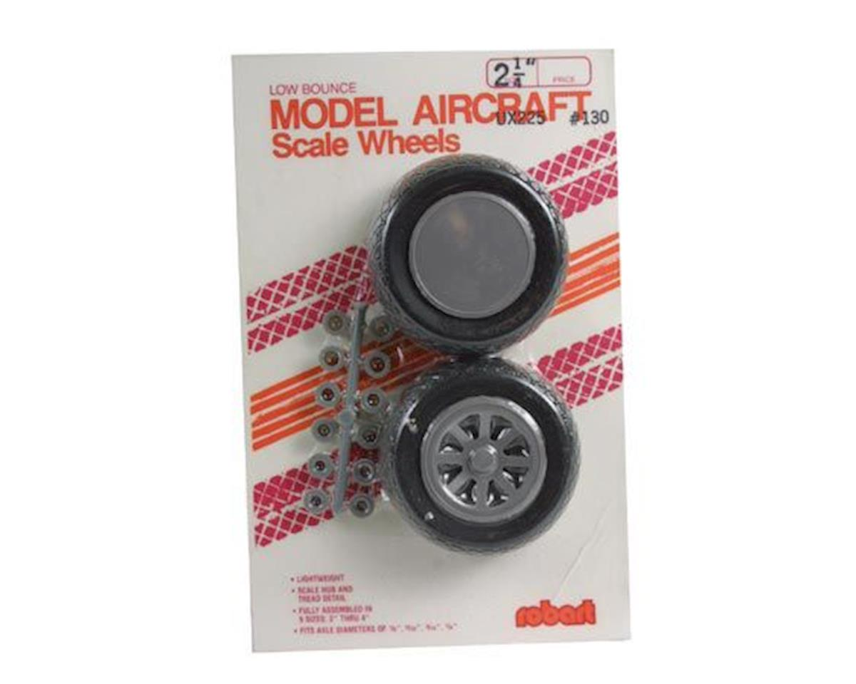 Robart UX225-Scale Diamond Tread Wheels