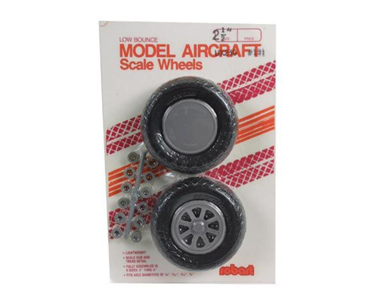 UX250-Scale Diamond Tread Wheels by Robart