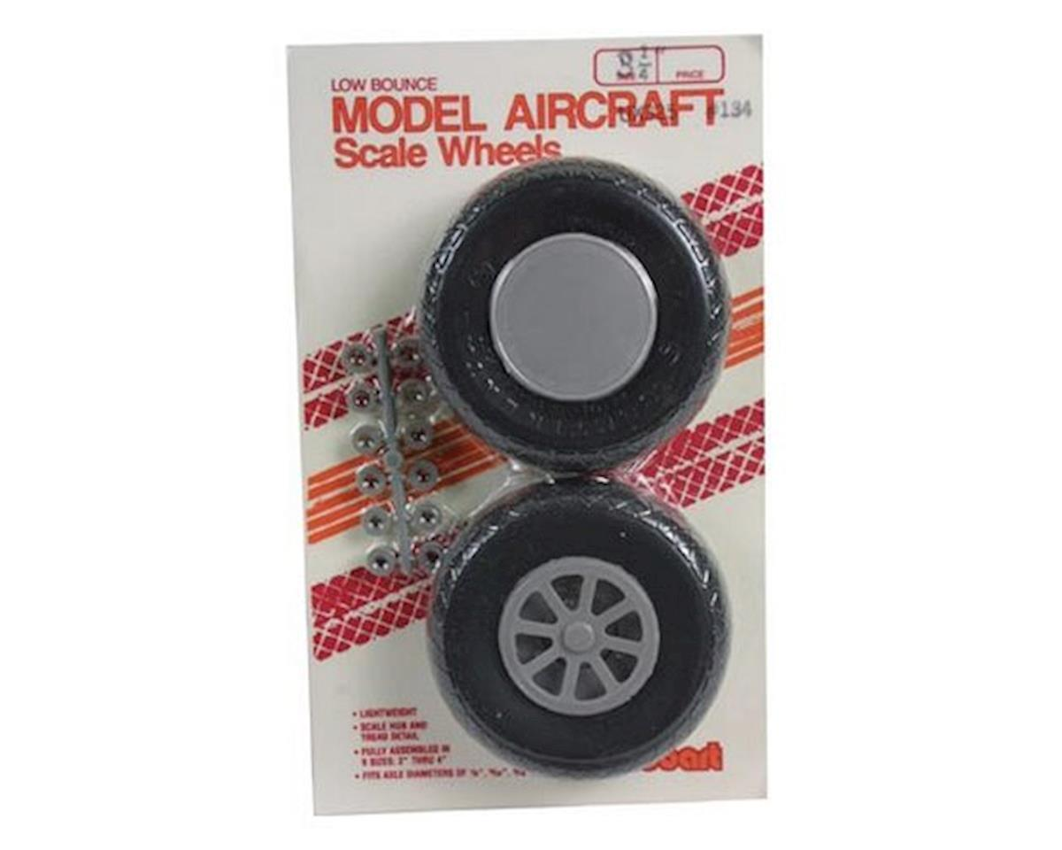 UX325-Scale Diamond Tread Wheels by Robart