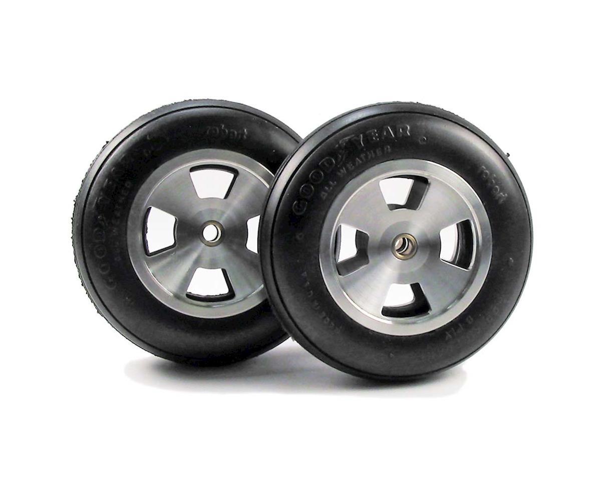 Robart 13840A4 Aluminum Hub/Wheel Mains