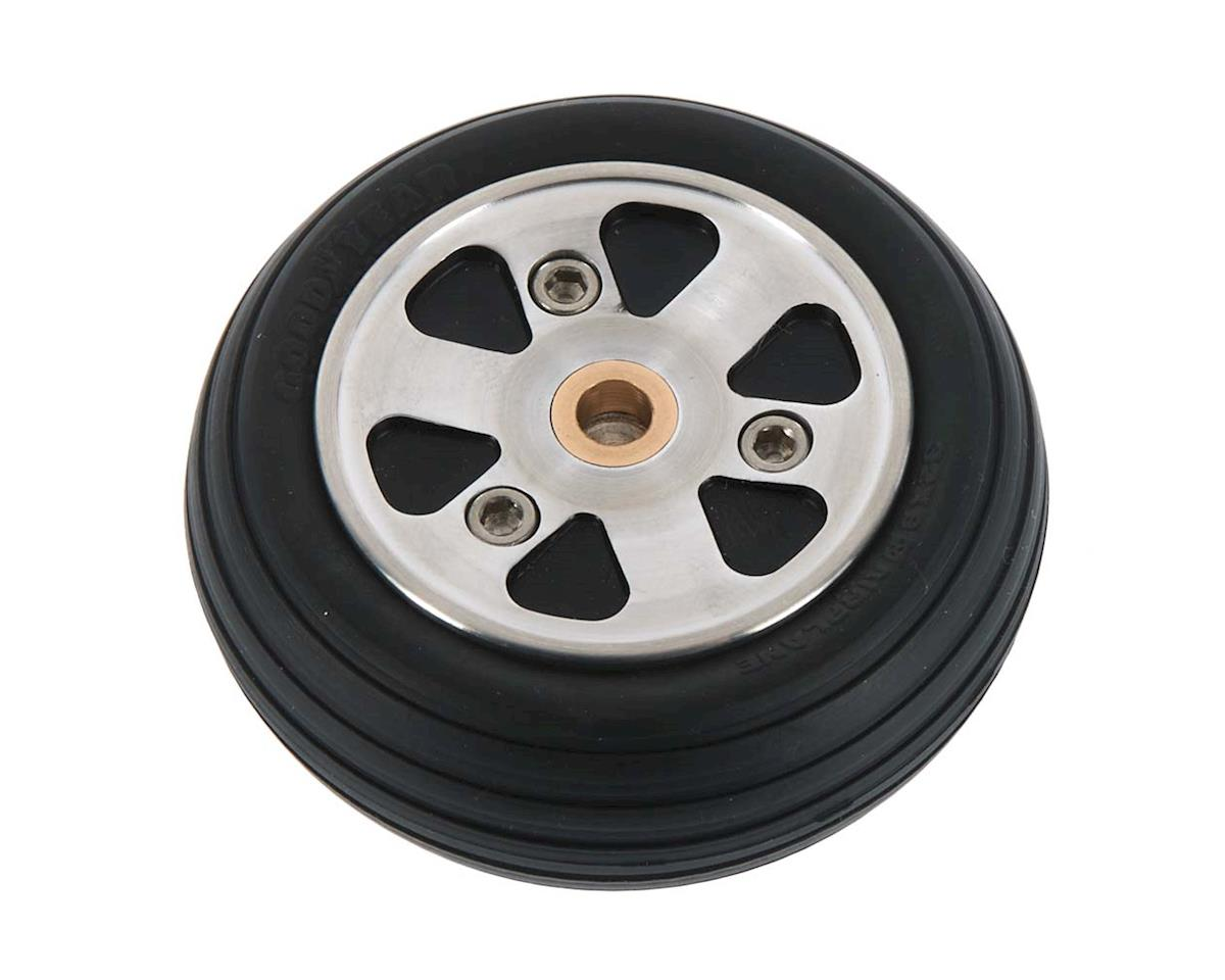 Robart 138B6316ST20 Aluminum Hub/Wheel Tailwheel
