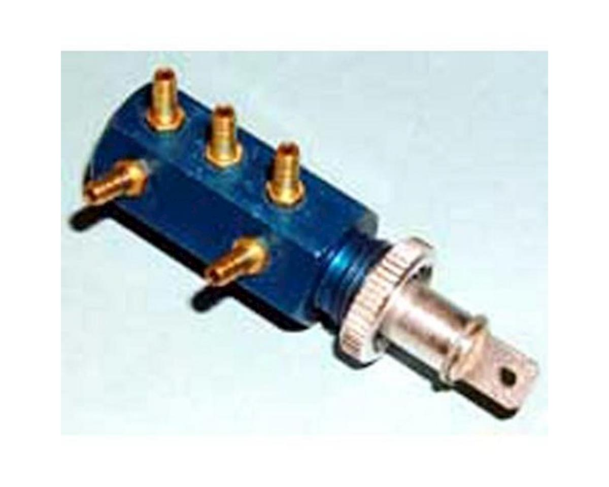 Robart Air Control Valve 2 position 5 port (Blue)