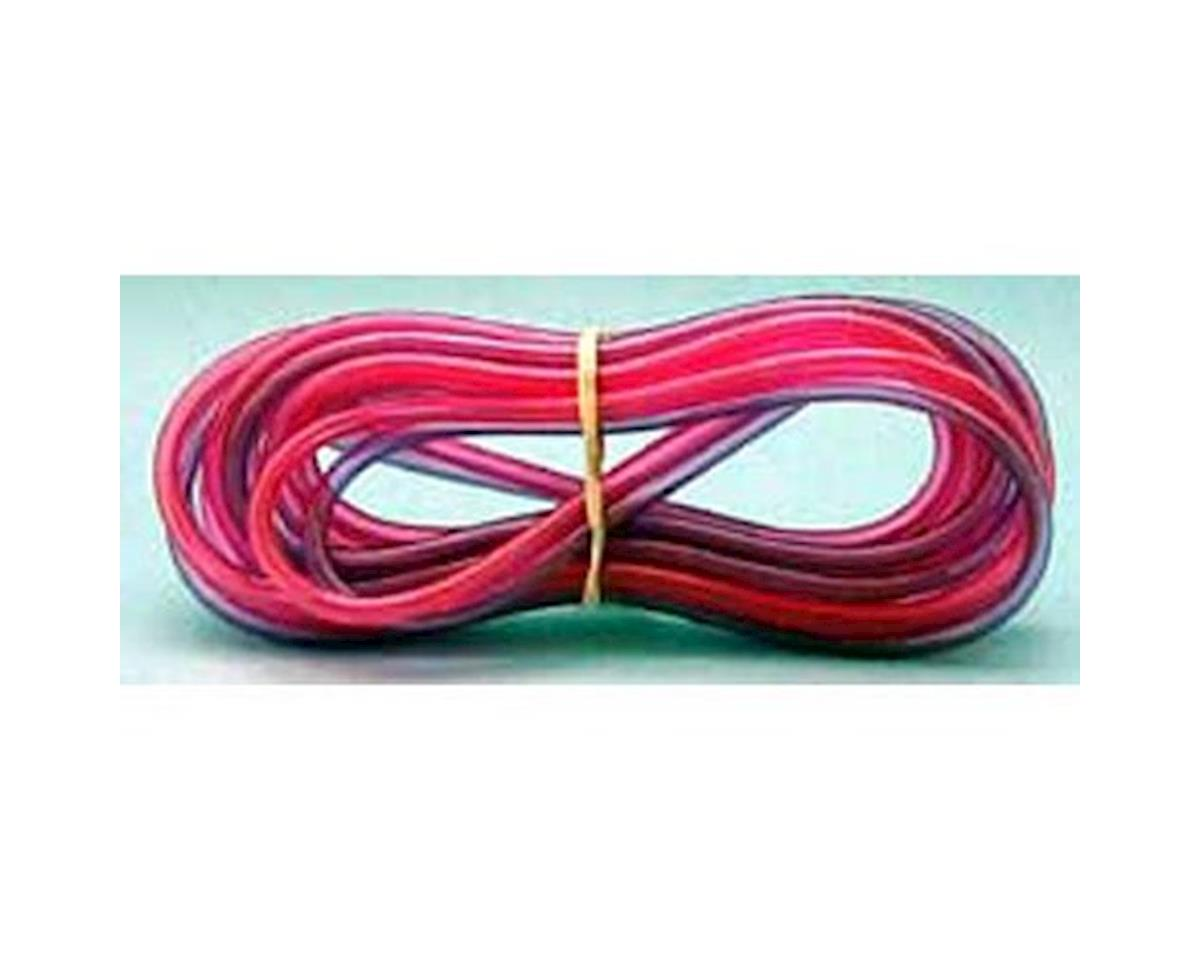 Pressure Tubing Red & Purple 10' by Robart