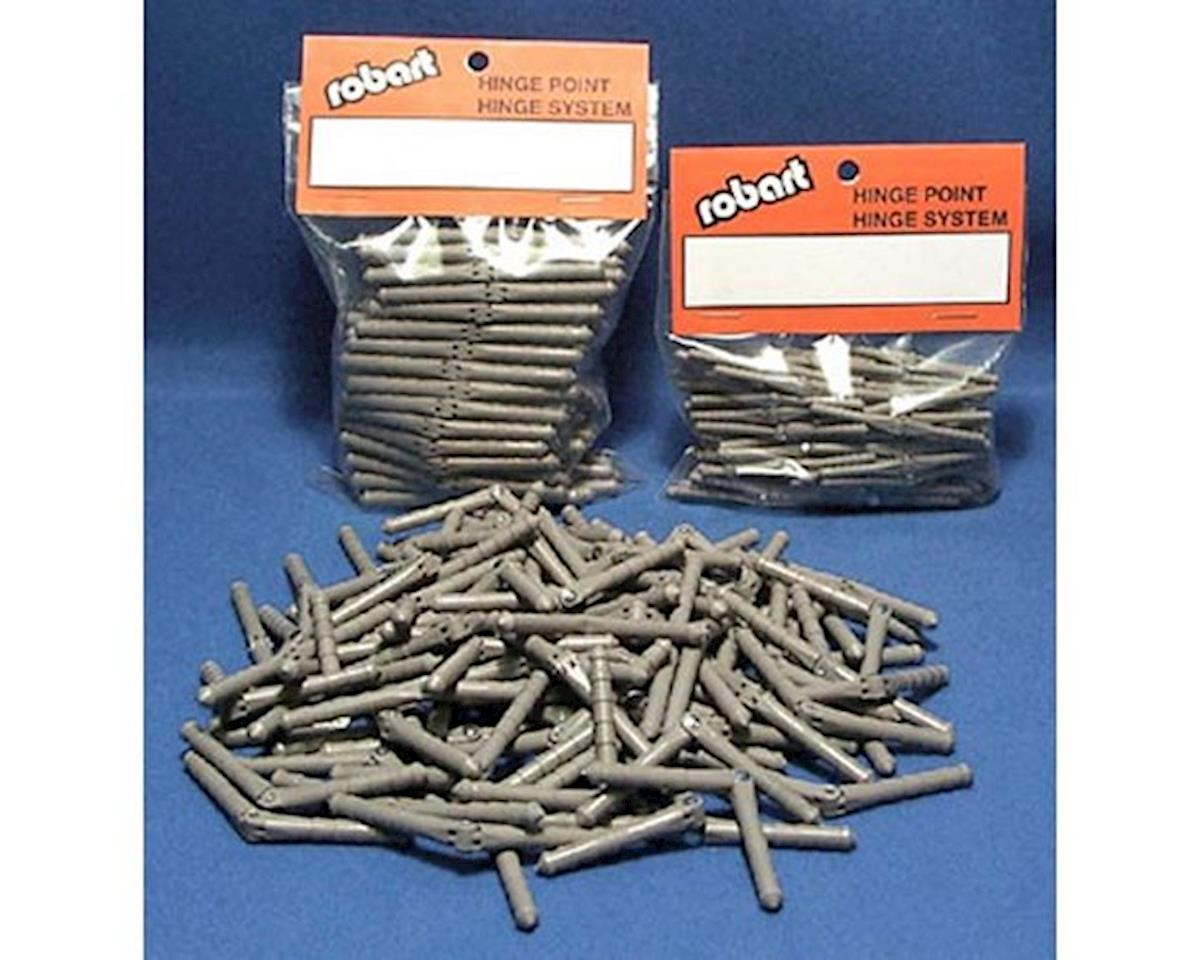 "1/8""Steel Pin Hinge Points (100) by Robart"