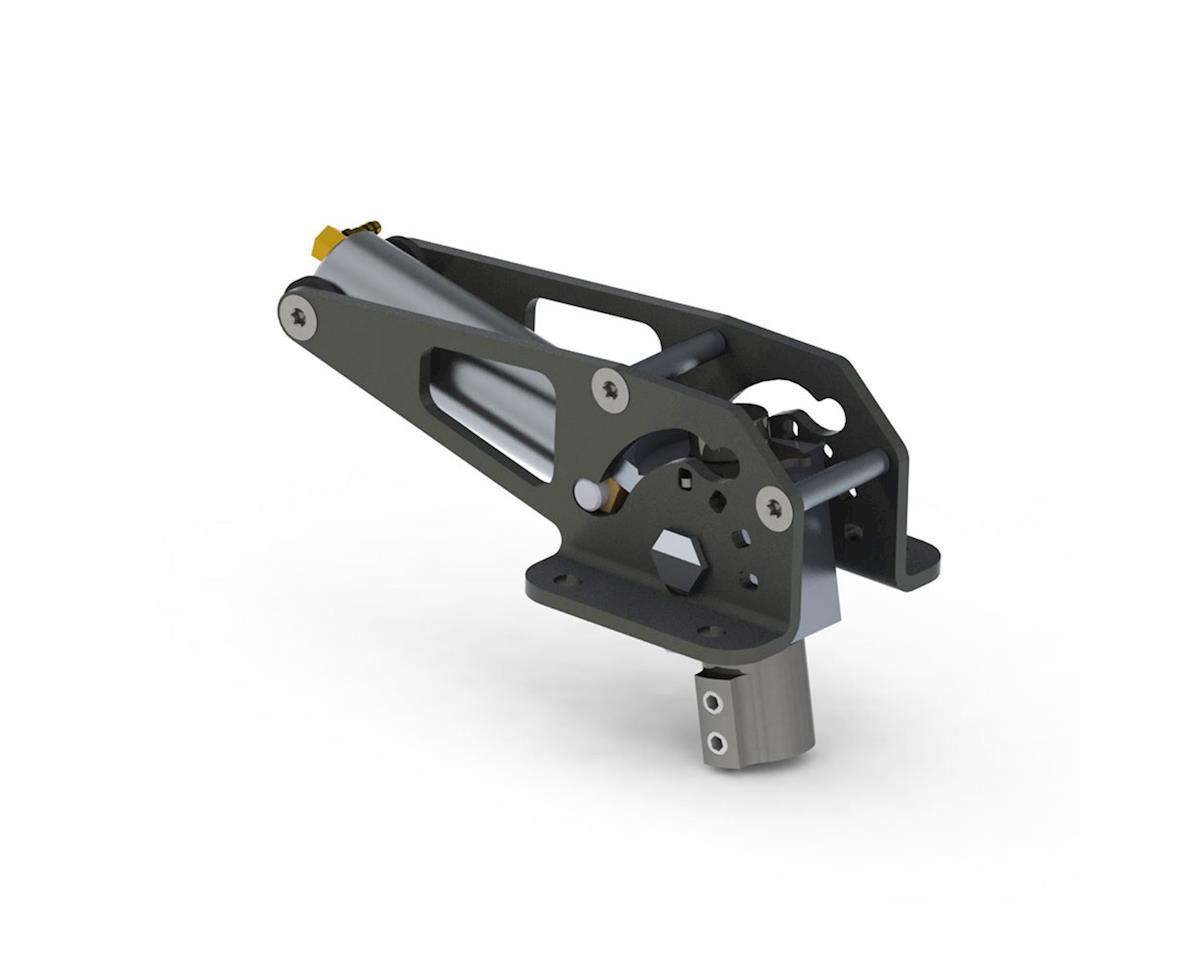 Robart 810 Series Rotate Pneumatic Retract