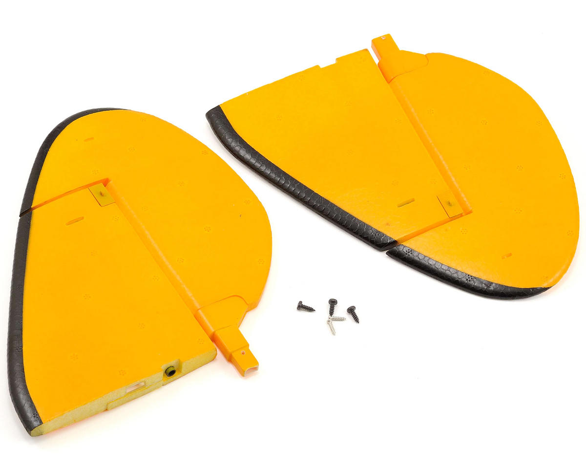 RocHobby Horizontal Stabilizer (Yellow)