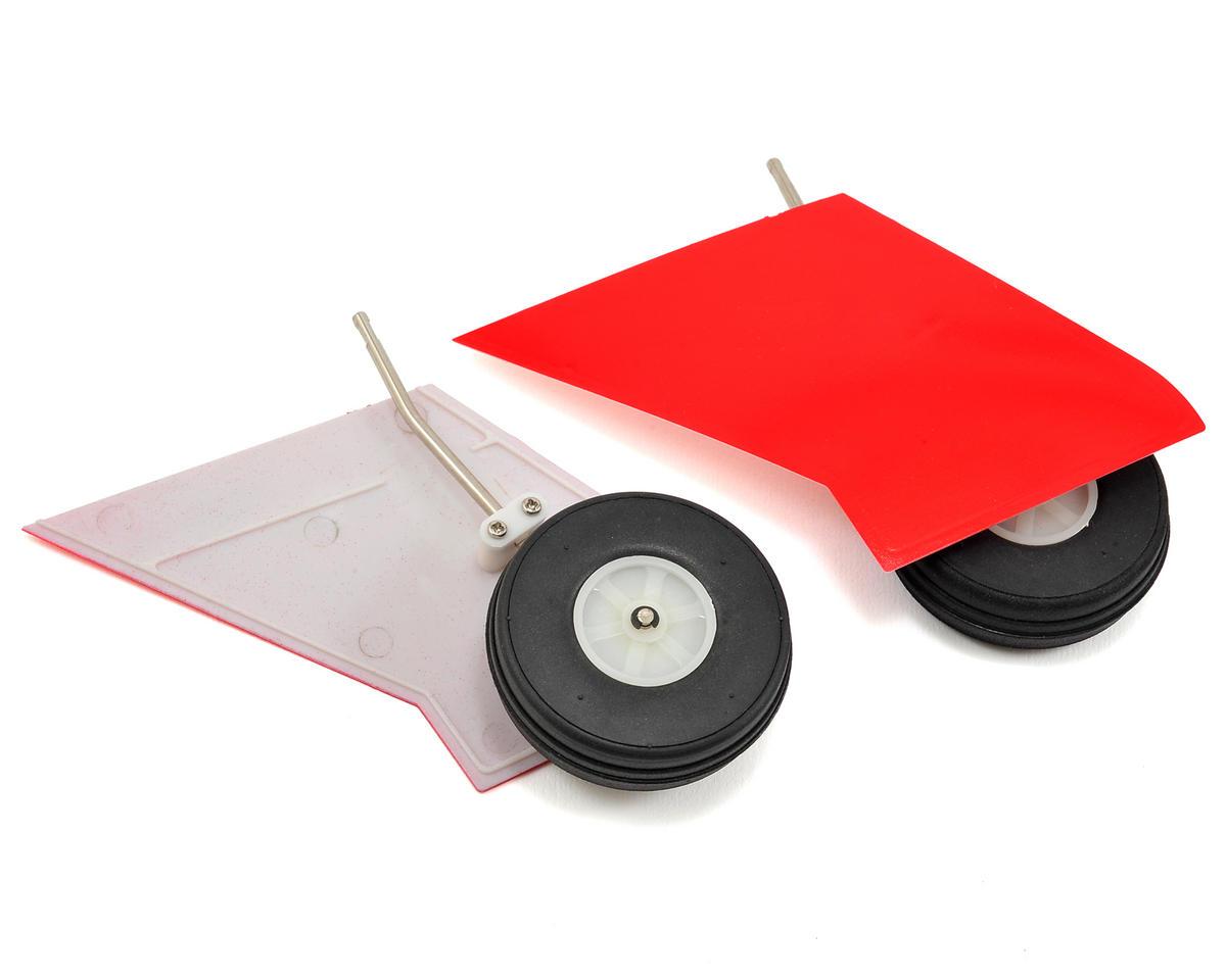 RocHobby Staggerwing Landing Gear Set