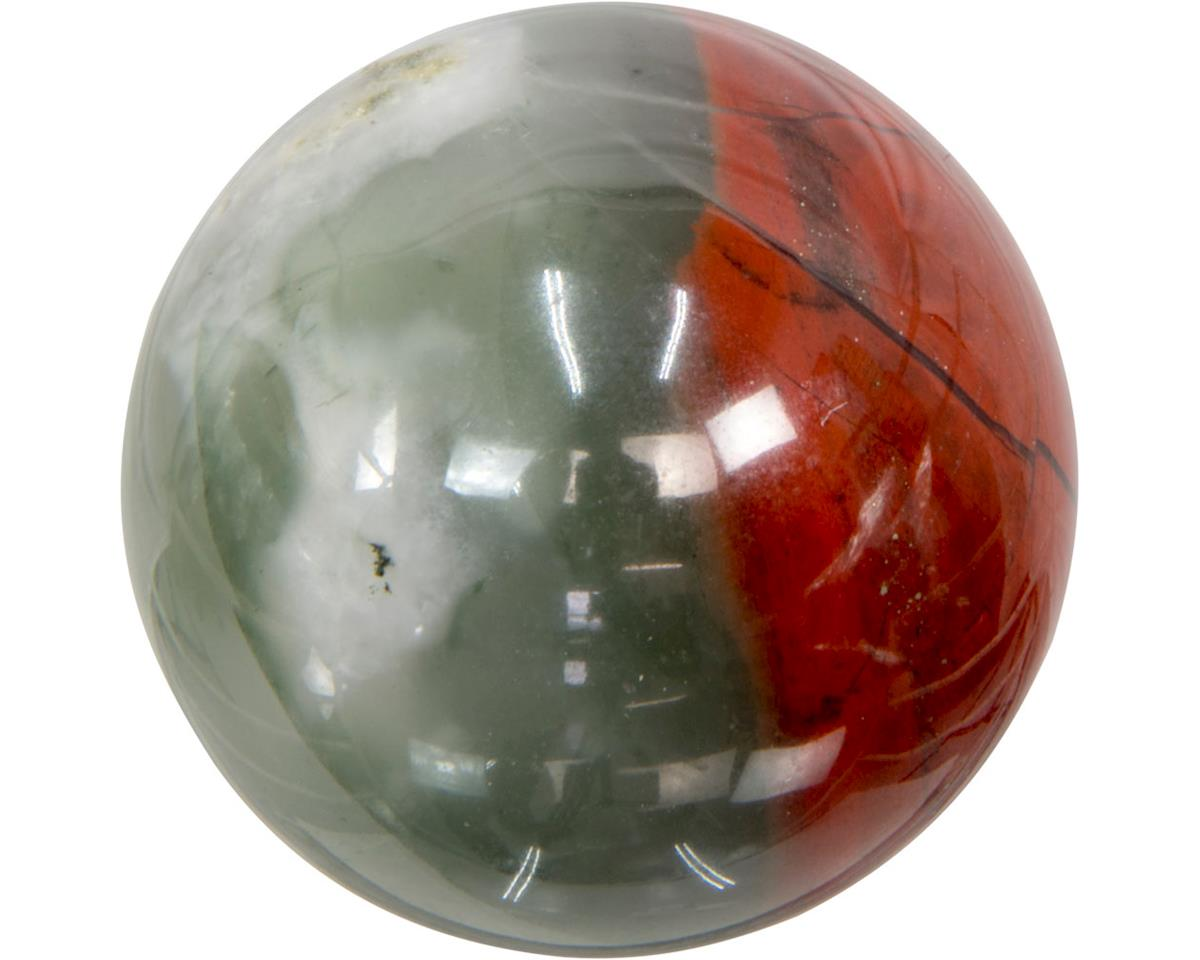African Bloodstone Gemstone Sphere 40mm