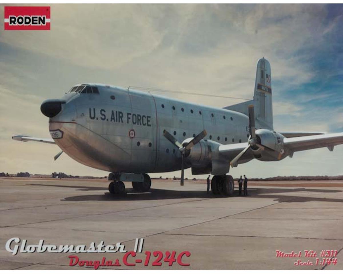 311 1/144 C-124C Globemaster II by Roden