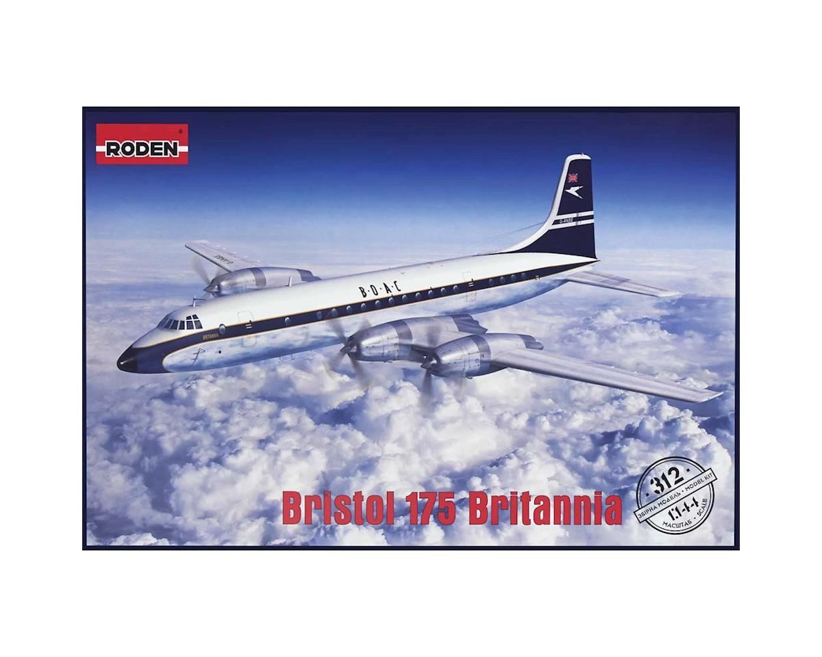 Roden 312 1/144 Bristol 175 Britannia Series 300s Airliner