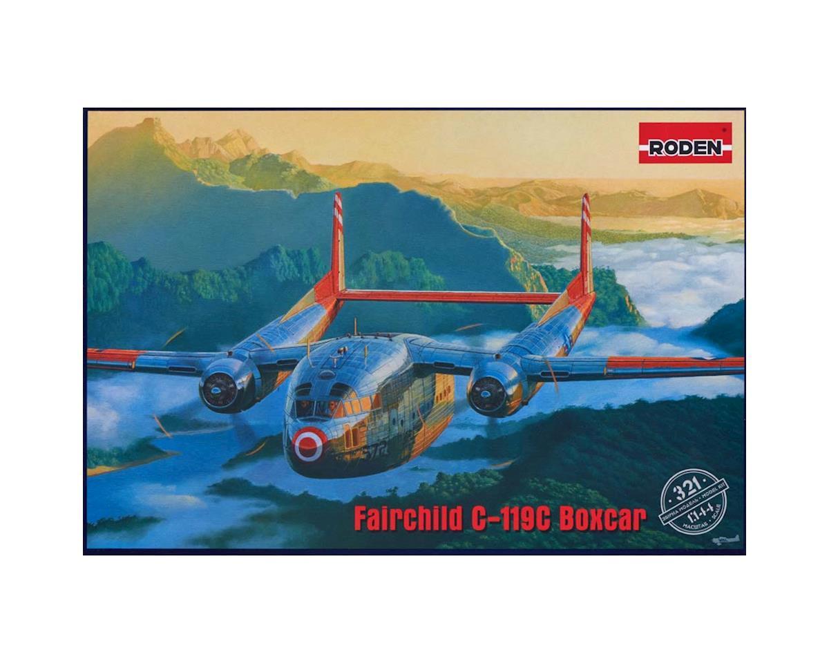321 1/144 C-119C Flying Boxcar
